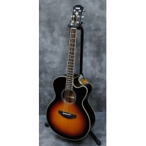 Yamaha CPX500III electro acoustic guitar