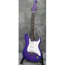 Gypsy Rose electric guitar in Purple