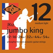 Rotosound JK Phosphor Bronze Acoustic Guitar Strings