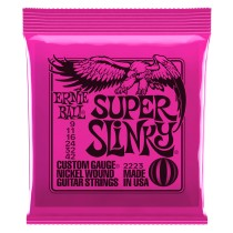 Ernie Ball Super Slinky electric guitar strings