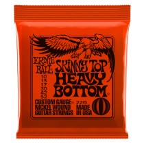 Ernie Ball STHB electric guitar strings